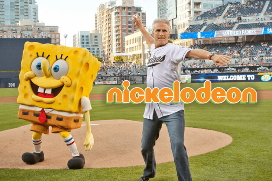Nickelodeon Major League Baseball